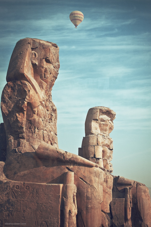 touchdisky:  Luxor, Egypt by BeboFlickr