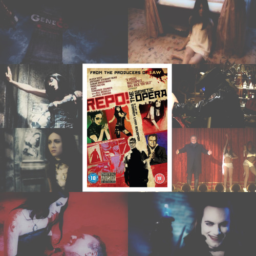 frenchieblonde:  9 Favourite Films → Repo! The Genetic Opera, 2008 (7/9)