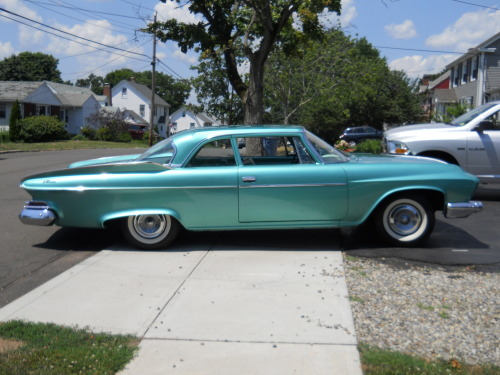 my uncle's 61 Dodge