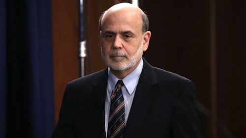 It's interesting to read that Ben Bernanke is considering leading his post as Federal Reserve Chairman . He's had a hard time the last few years, this recession no doubt is causing him to consider new employment.  I can certainly understand his frustration, he's implemented the standard Keynesianist solutions to crisis but they have not been effective. You can really blame him for this, it's worked so many times in the past. The problem here is that demand is not available. The flaw in the Keynesian position is that demand has to exist in order for recovery to happen, merely putting more money out is not enough.  We've seen this from 3 rounds of quantitative easing.  I think the man is probably out of ideas and is tired of the stress of the job. I can certainly sympathize with that. I imagine that as the head of the Fed people are looking at him to solve the current crisis, that frankly isn't working.  Many would agree,  post-Keynesianists are looking for solutions by looking deeper into Keynes. Some are even looking outside of it, I've seen at least one crack open a copy of Kapital.  Regardless, I'm not surprised to see Bernanke express an interest in leaving… I'd probably want to leave too.