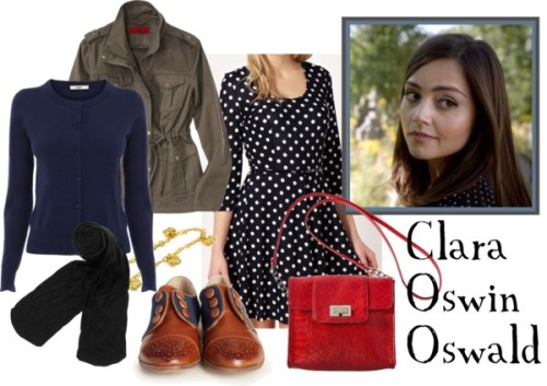 Clara Oswin Oswald Buy it here!