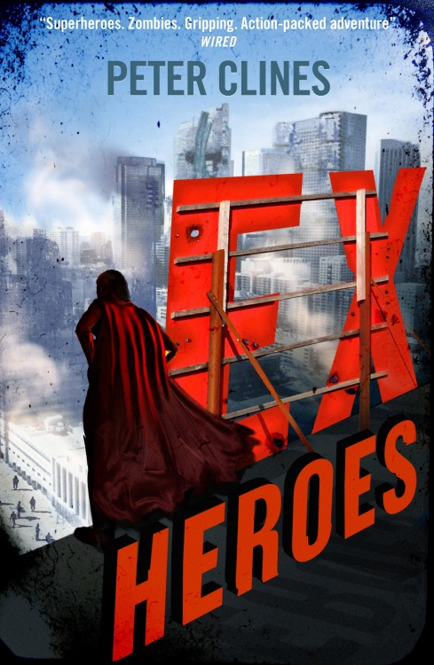 "We're thrilled to say EX-HEROES Peter Clines is now available as an eBook! Look out for book two, EX-PATRIOTS, in a few weeks, and the paperbacks those and book three, EX-COMMITMENTS, in July!  EX-HEROES:  Stealth. Gorgon. Regenerator. Cerberus. Zzzap. The Mighty Dragon.  They were heroes using their superhuman abilities to make Los Angeles a better place.  Then the plague of living death spread around the globe. Billions died, civilization fell, and the city of angels was left a desolate zombie wasteland.  Now, a year later, The Mighty Dragon and his companions protect the last few thousand survivors in their film-studio-turned-fortress, the Mount.  But the hungry ex-humans aren't the only threats the heroes face. Former allies, their powers and psyches hideously twisted, lurk in the city's ruins. And just a few miles away, another group is slowly amassing power … led by an enemy with the most terrifying ability of all.  ""I loved this pop culture-infused tale of shamed superheroes struggling to survive a zombie apocalypse in the ruins of Hollywood. It's The Avengers meets The Walking Dead with a large order of epic served on the side."" —Ernest Cline, New York Times bestselling author of Ready Player One"