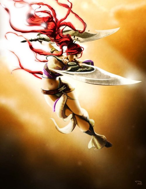 danishmode:  heavenly sword [X]