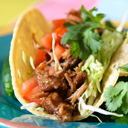 Pork Carnitas with Exotic Spices