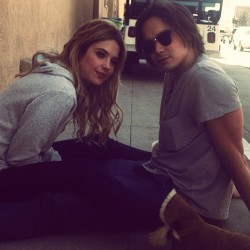 "benzo-ash:  @itsashbenzo:""My hunny @longhaired_child"""