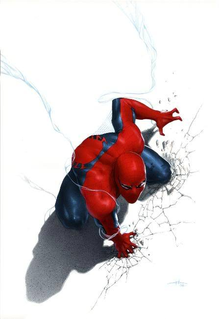 Spider-Man By Gabrielle Dell'Otto