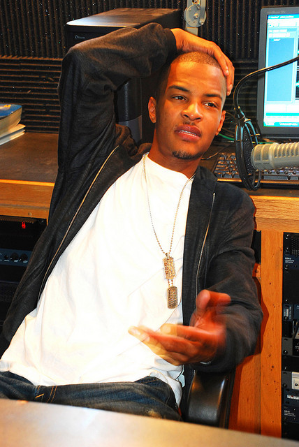 cali-cocaine:  T.I. on Flickr.