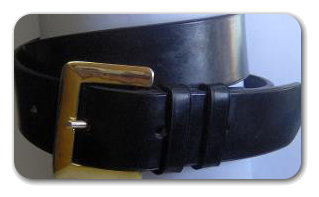 Chatham Leather Belt http://www.oaksidebelts.co.uk/chatham.php