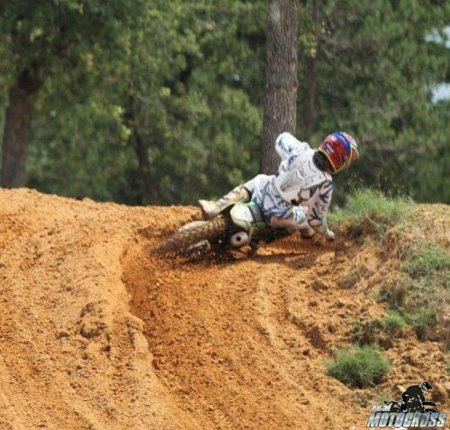 If you want to come in second… follow me!  www.realmotocross.com