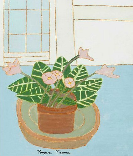 Prayer Plant (20th century) – Bryan Pearce (1929–2007)