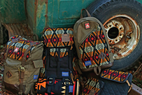 "Jansport x Pendleton x Benny Gold 2013 ""Native"" Collection"