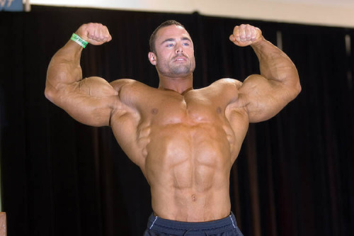 muscle-nerd:  Frank McGrath