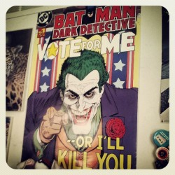 My favorite acen buy :) #joker #Batman #DC