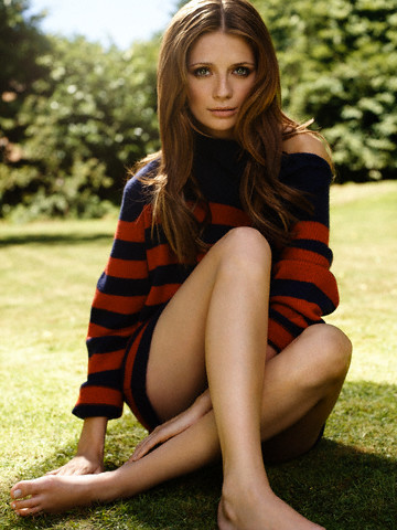 Mischa Barton by Regan Cameron - Vogue UK