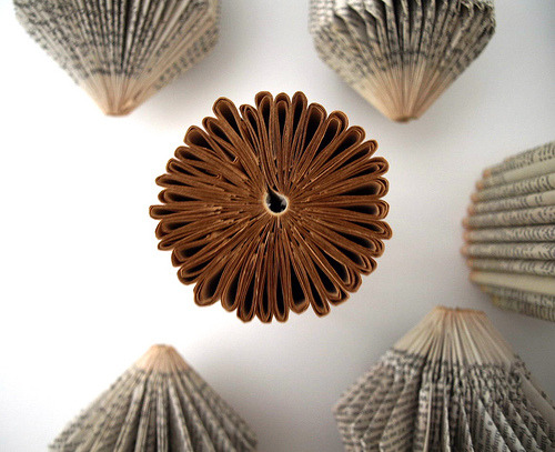 And More Book Art! (via freshlyfound)