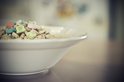 hunsonisgroovy: Lucky Charms (via .rocket.surgery.) I want food. I don't like that I can't eat before sugery. And then I won't be able to eat Lucky Charms for forever! because my mouth will need to heal.