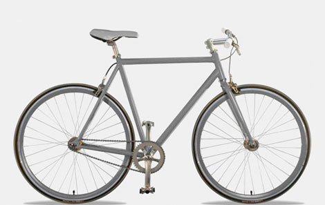 Fixed gear bicycle from Urban Outfitters + Aristotle Bikes   (via Grain Edit)