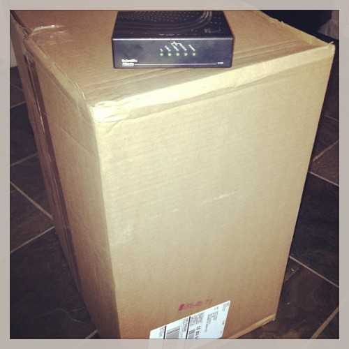 Dear Comcast, can you send me the box to send the cable modem back in? ….okay. guess they really want it protected. geez. #comcast #ridiculous #sizematters