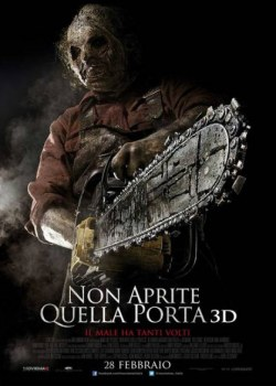 Film Horror 2013 - Texas Chainsaw 3D