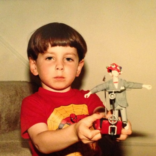 Do not mess with me when I am playing Pee-wee. #tbt