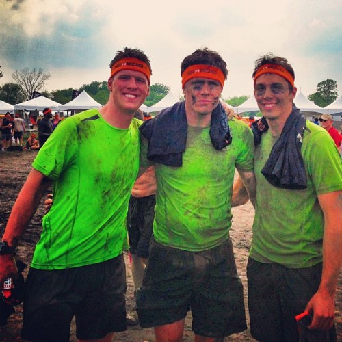 Last one, I swear. #toughmudder #me