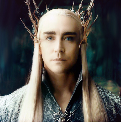 Thranduil in The Hobbit: An Unexpected Journey | 16+17/100