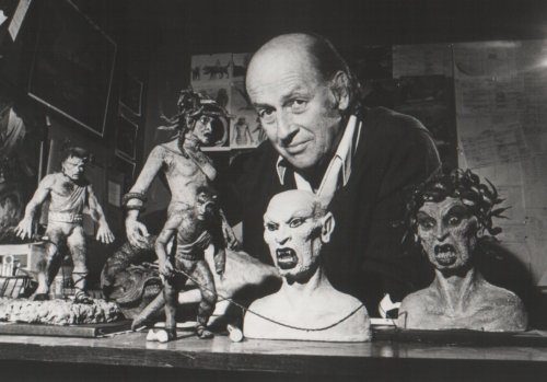 Ray Harryhausen (June 29th 1920 - May 7th 2013)