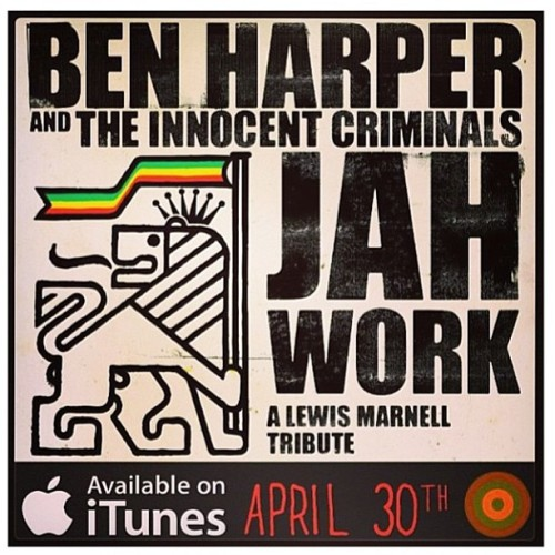 ben harper was nice enough to do a track for Lewis. All prcoeeds goto Lewis family in times of need. You can buy it off iTunes #neverforgetlewismarnell #benharperrules