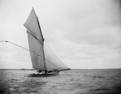 beat-to-windward:  Sloop Puritan 1888