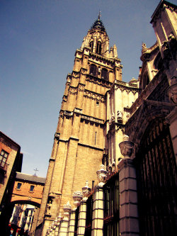 Cathedral in Toledo, Spain. submitted by: havewinewilltravel, thanks!