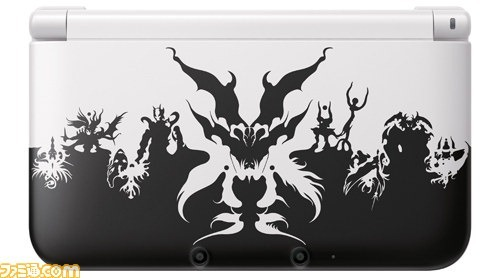 ATLUS Reveals Shin Megami Tensei IV Release Date And 3DS XL In Japan, ATLUS has now publicly stated that the game is scheduled for a May release date this year. Famitsu then uncovered the image above, displaying a special edition 3DS XL that will be released on the same day with customized art inscribed on it. It will also come with SMTIV installed on it. ATLUS still has not announced the game in North America yet.