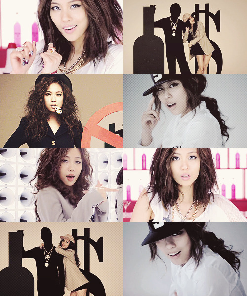 Fave era of Fei - I don't need a man {anonymous}