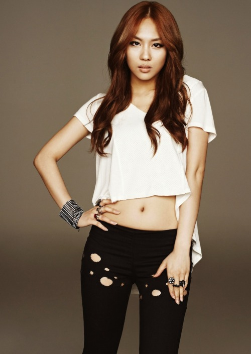 kpopthinspired:  Fei mini spam 1/3