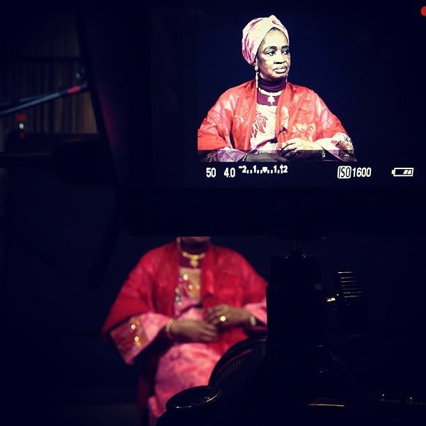 Yesterday we filmed several first ladies from Africa.  The first lady of Mali Lobbo Traore Toure was so powerful in stating her country's needs and wishes for a stronger more unified future for her homeland. I loved her energy without necessarily understanding her native tongue. #mali #thefirstlady #documentary #kpltv #kpltvafrica #africanhealthcaresummit
