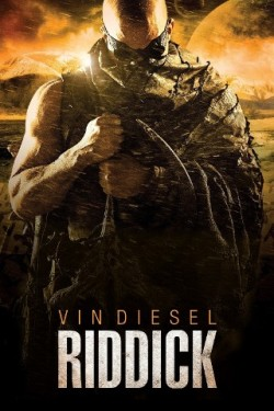 "I'm watching Riddick    ""He's on a planet with creatures like in Pitch Black and it looks badass.""                      Check-in to               Riddick on GetGlue.com"