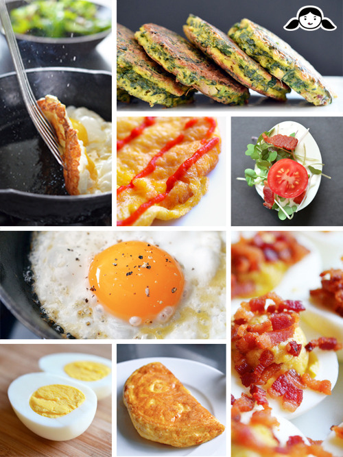 Whole30 Day 8: Eggs, Eggs, Eggs! (+ Sunnyside Salad) by Michelle Tam https://nomnompaleo.com