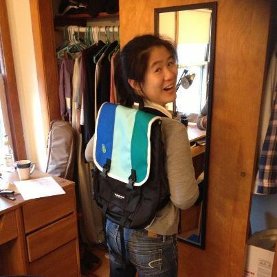 """My second Timbuk2 bag came today!!! Thanks so much! :)"" - via Megan C."