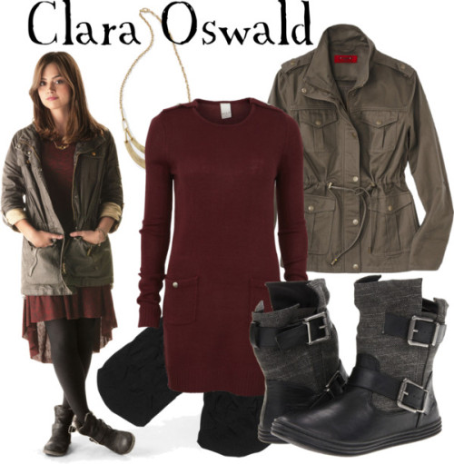 "Clara Oswald from ""The Bells of Saint John"" Buy it here!"