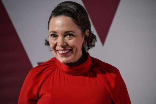 """Olivia Colman wins best drama actress Emmy for 'The Crown' LOS ANGELES, United States (AFP) — Olivia Colman on Sunday won the Emmy for best actress in a drama series for her portrayal of Queen Elizabeth II in British royals drama """"The Crown."""" Colman — who bested a crowded field that also included her co-star Emma Corrin — described the win as """"a lovely end to the most extraordinary journey with this lovely family."""" © Agence France-Presse   Read more: https://is.gd/cByiJX #Emmy#entertainment#Film#Olivia Oliman"""