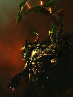 Out of all the forge world models being made I think Mortarion and Magnus are the ones I'm looking forward to the most.
