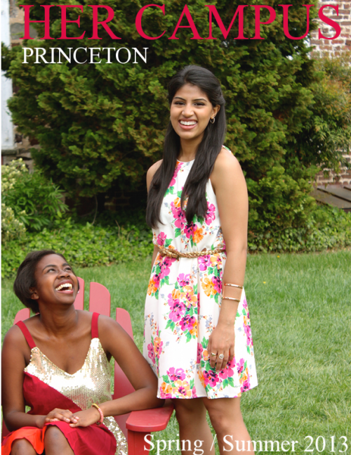 In case you missed it, Her Campus Princeton's Spring/Summer 2013 lookbook is here! Check it out!