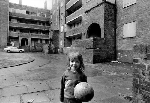 k-a-t-i-e-:  From 'The Childrens Society Photographs' Liverpool, May 1986 Mark Power