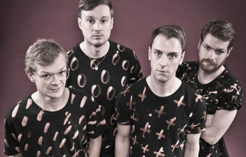 Why you should see Django Django, matching T-shirts and all.