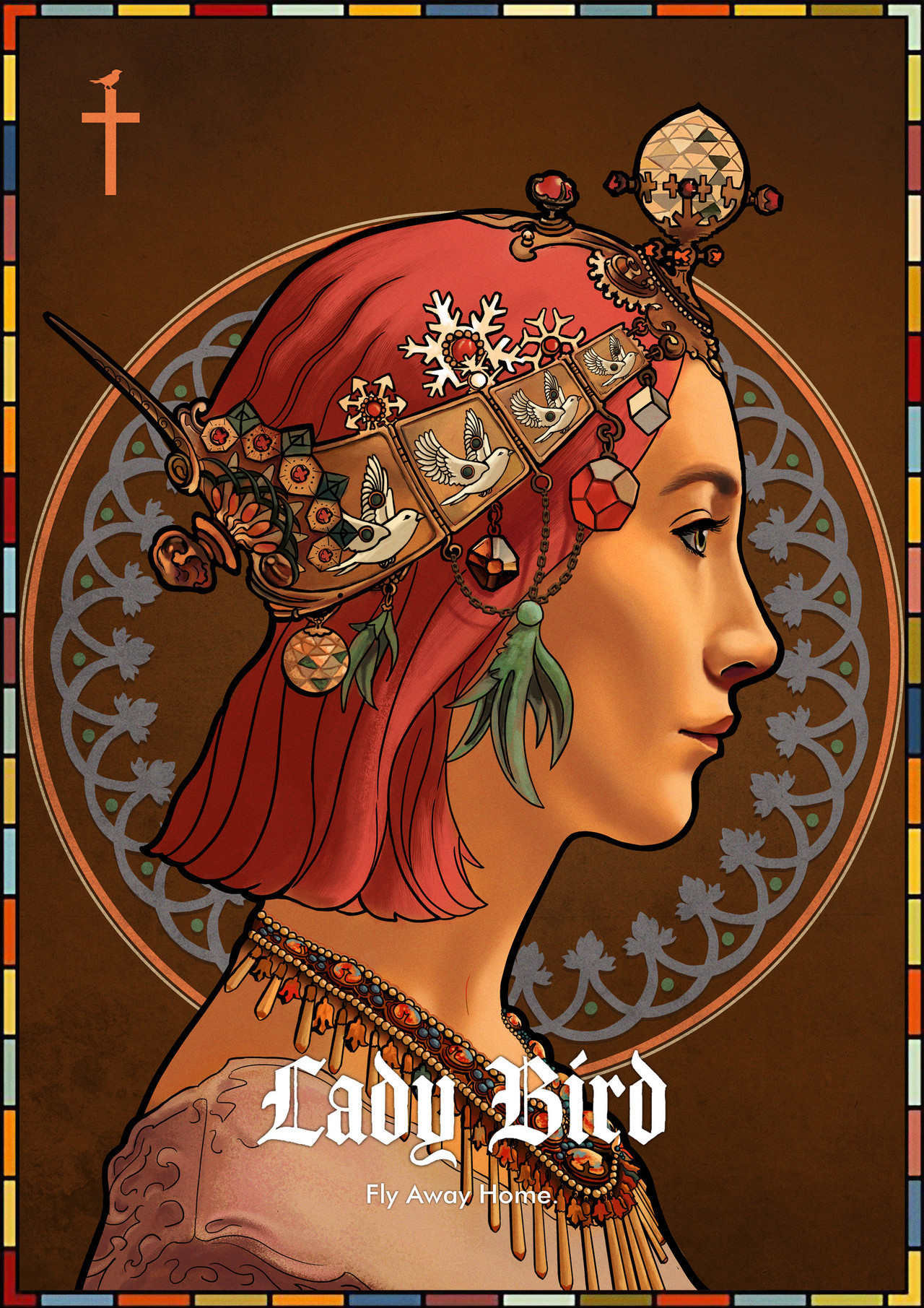 Lady Bird by John Dervishi