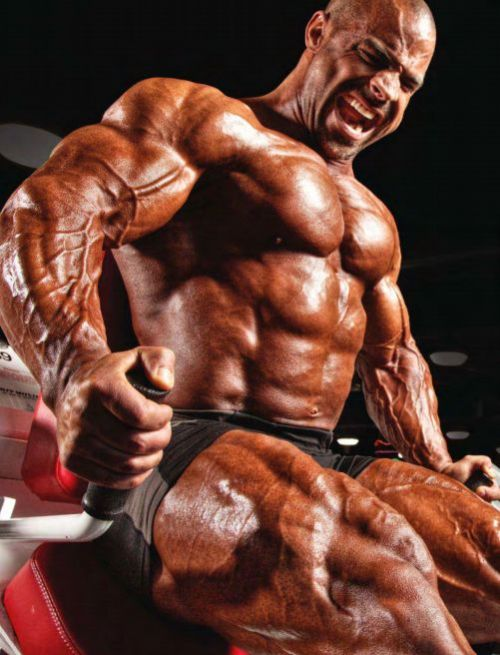muscle-nerd:  Mark Dugdale