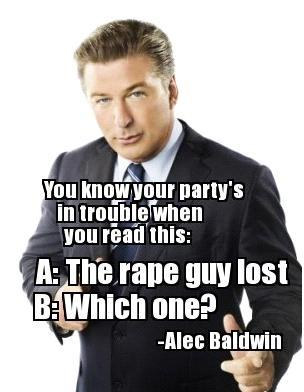 Cheers to Alec Baldwin for the best pro-choice quote of 2012! Read more here.