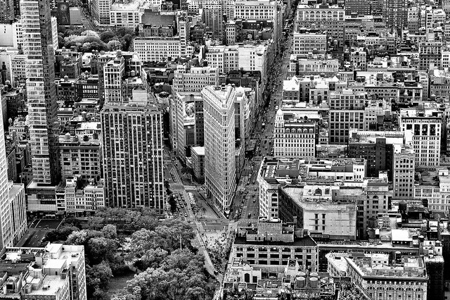 Flatiron by Andrea Maccioni on Flickr.