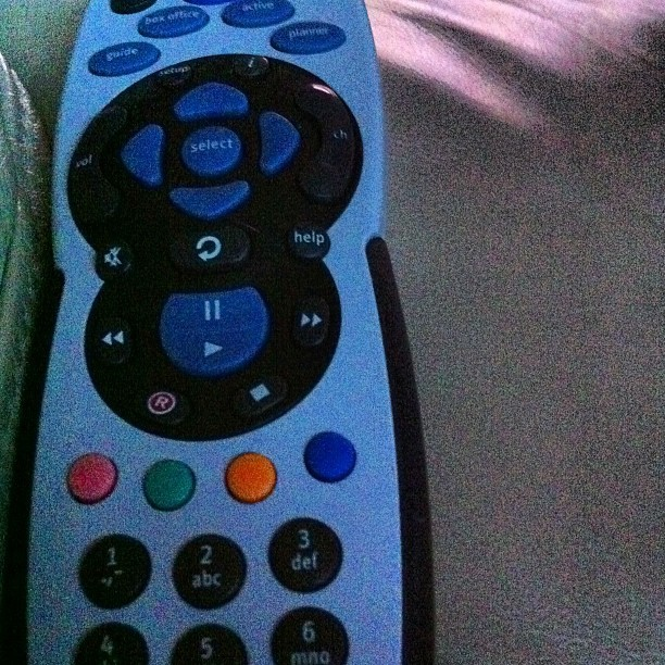 This is a remote