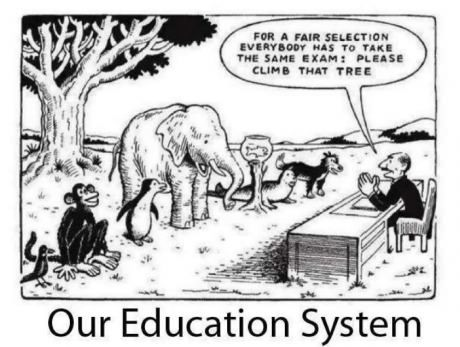 9gag:  Our education system