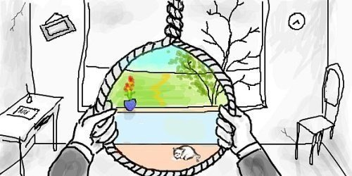 weallgoalittlemad-sometimes:  this is a very deep picture  It really is a deep picture